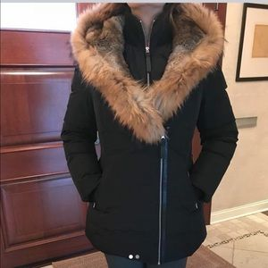 Mackage Adali Winter Coat with lined hood